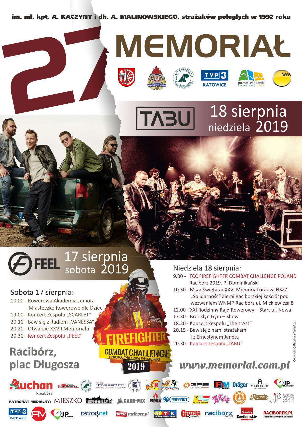 Memorial 27_plakat
