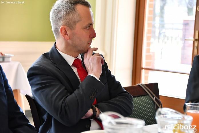 Prezydent Raciborza Dariusz Polowy