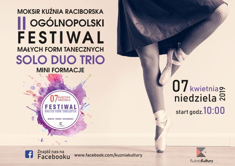 festiwal taneczny kuznia raciborska