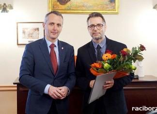 Dariusz Polowy i Michał Lorenz