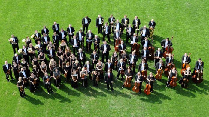 orkiestra filharmonii ostrawa