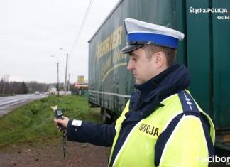 pijani kierowcy zatrzymanie policja racibórz