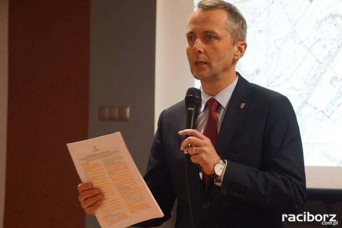 Dariusz Polowy - Prezydent Miasta Racibórz