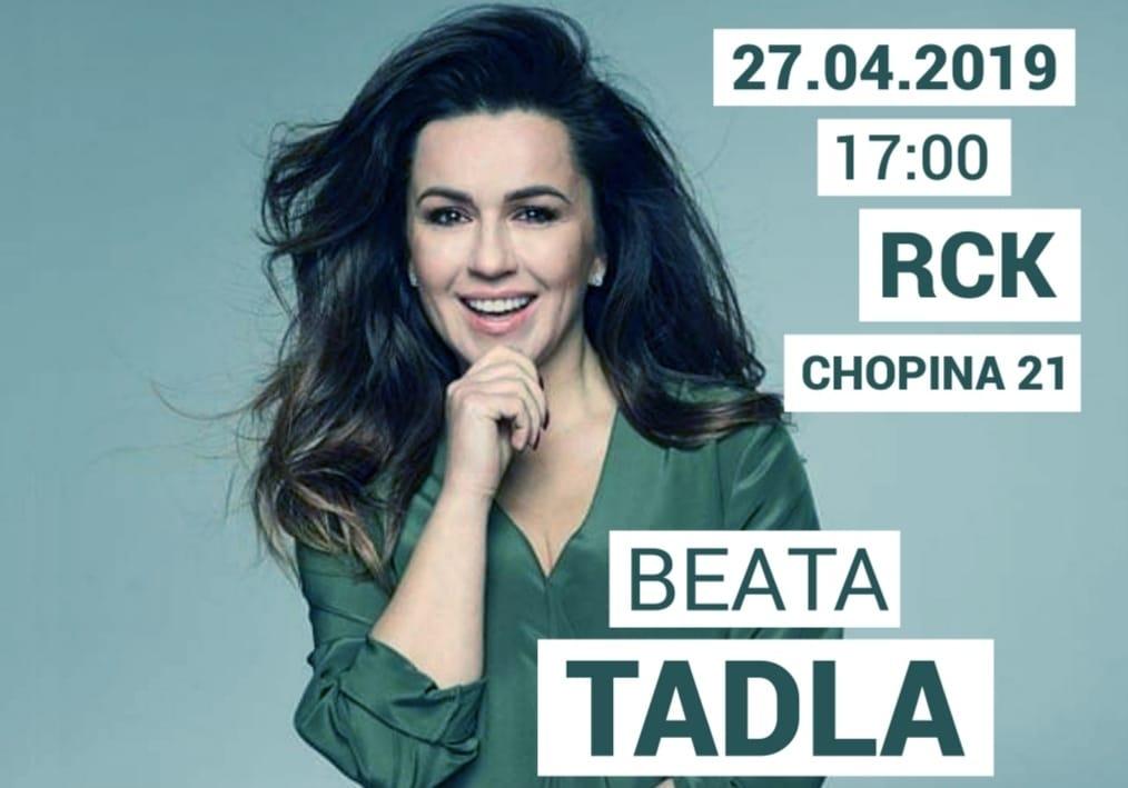 Beata Tadla jurorką podczas finału Raciborskiej Giełdy Talentów
