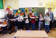 XIX Turniej Wiedzy Ekologiczno–Przyrodniczej Eko–Asy w SP15