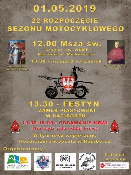 Inauguracja SRC Motocykle Racibórz