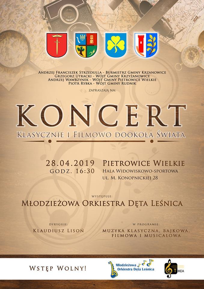 Koncert w Pietrowicach Wielkich