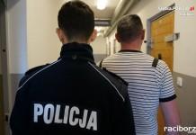 policja raciborz zatrzymanie