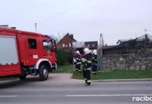 Pożar w Krzyżanowicach