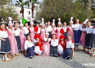 Młodzi tancerze Źródła reprezentowali Polskę na Cyprze