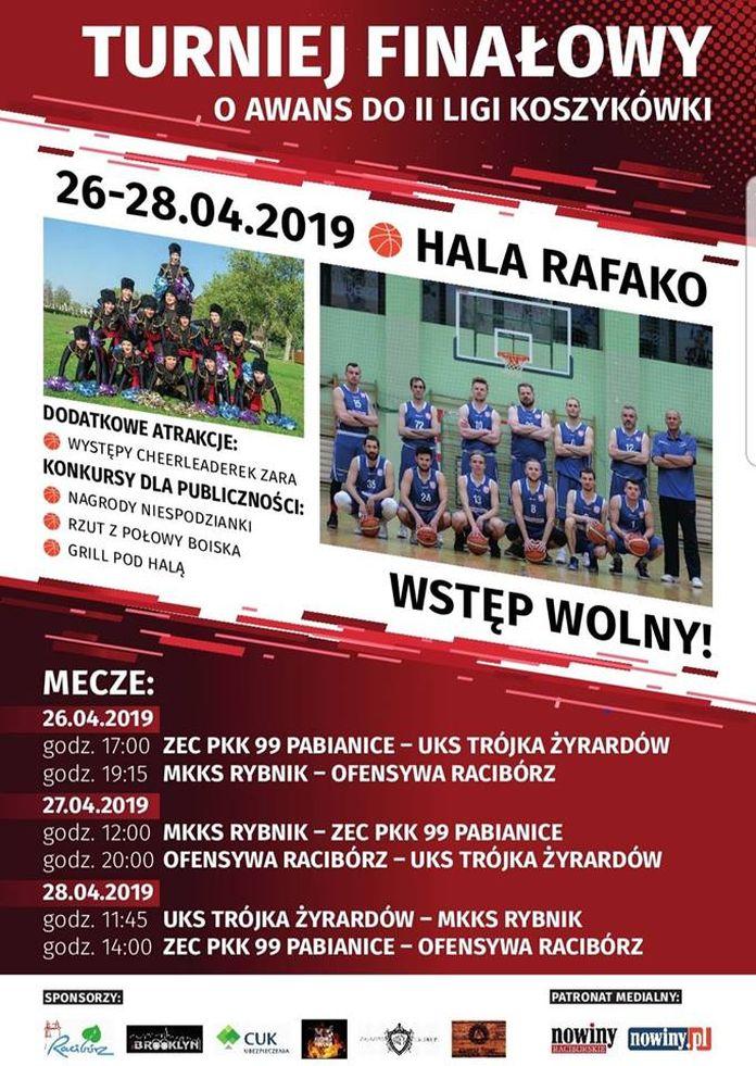turniej ii liga