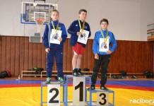 10 medali zapaśników Unii Racibórz w Czechach