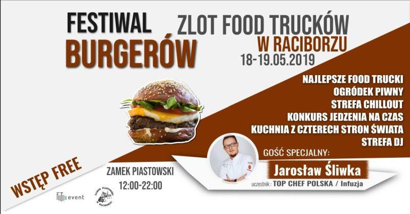 zlot food truckow raciborz