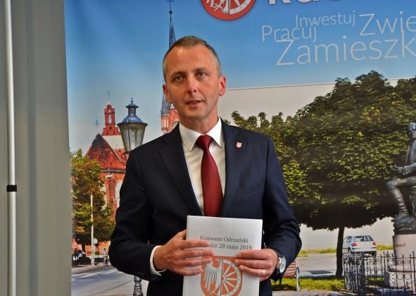 Prezydent Dariusz Polowy