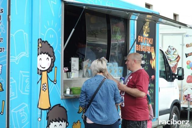 Zlot Food Trucków połączony z Festiwalem Burgerów