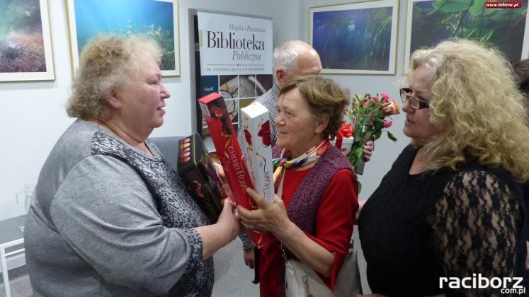 Spotkanie autorskie Grażyna Drobek-Bukowska