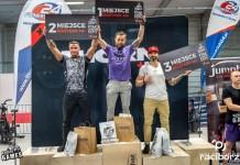 Raciborzanie na podium podczas Garage Games 2019