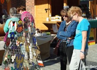 Jarmark św. Marcelego na raciborskim rynku