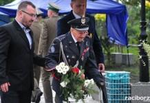 Uroczystości w Kuźni Raciborskiej