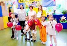 """Międzyprzedszkolny Konkurs Tańca i Piosenki """"Bajkowa Kraina"""""""