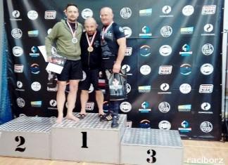 W maju Piotr Kaszta zdobył medal Mistrzostw Polski ADCC