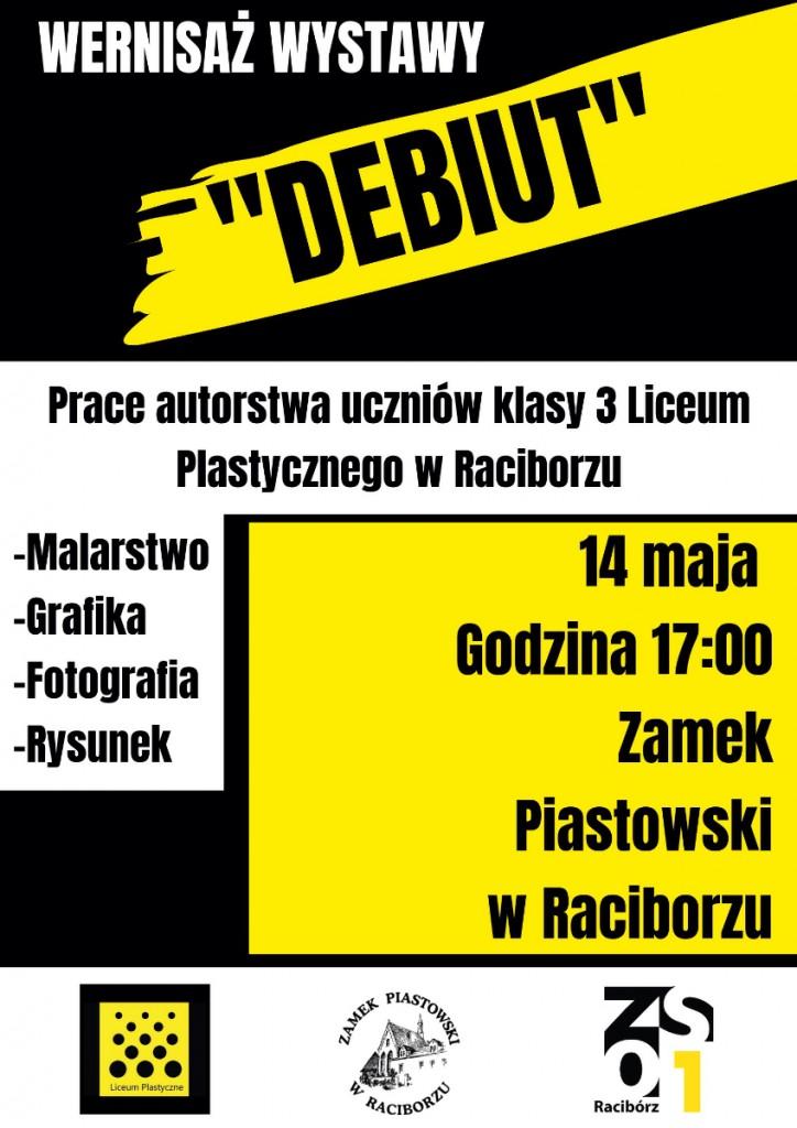 Wystawa Debiut Zamek Piastowski