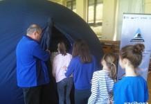 Planetarium w ZSP nr 3