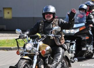 Motocykliści przejechali ulicami Raciborza