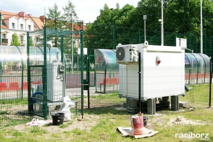 Profesjonalna stacja monitorująca powietrze znajduje się przy ul. Wojska Polskiego