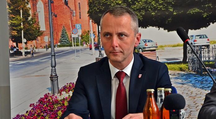 Prezydent Miasta - Dariusz Polowy