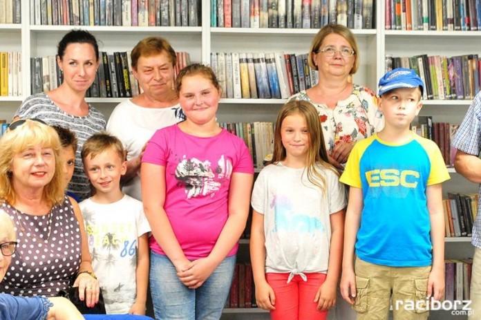 Otwarcie biblioteki w Raciborzu-Brzeziu