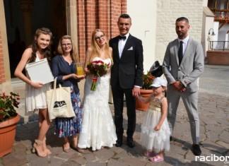Ceremonia ślubna na Zamku Piastowskim