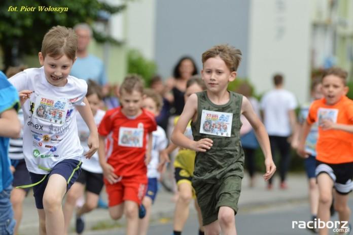 W Kietrzu odbył się półmaraton i biegi dla dzieci