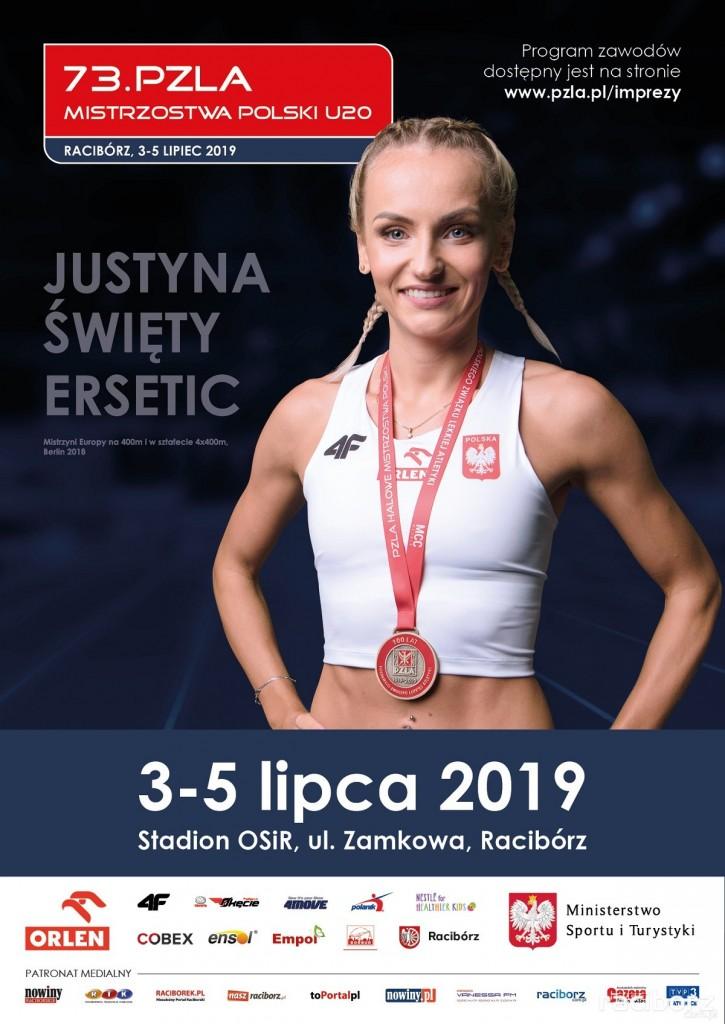 Mistrzostwa Polski U20 w Raciborzu