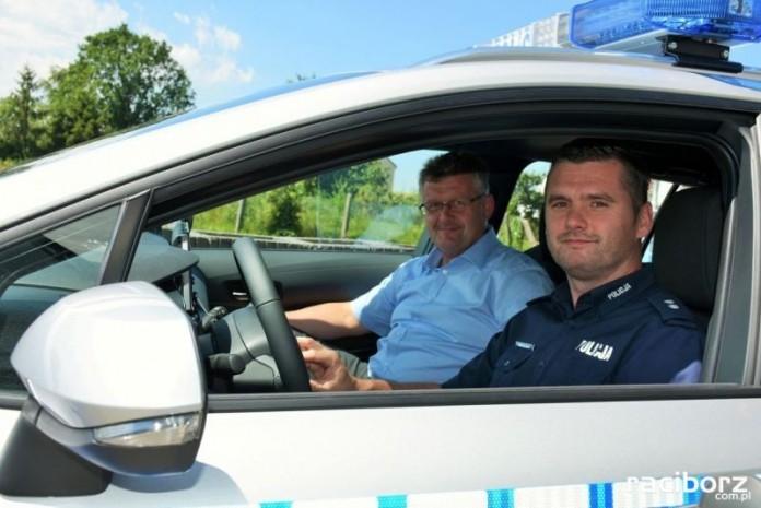 Komisariat Policji w Krzyżanowicach ma nowy radiowóz