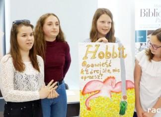 Turniej szkół podstawowych w raciborskiej bibliotece