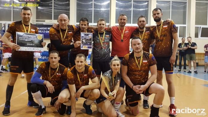 Siatkarski Turniej Gwiazd w Kietrzu