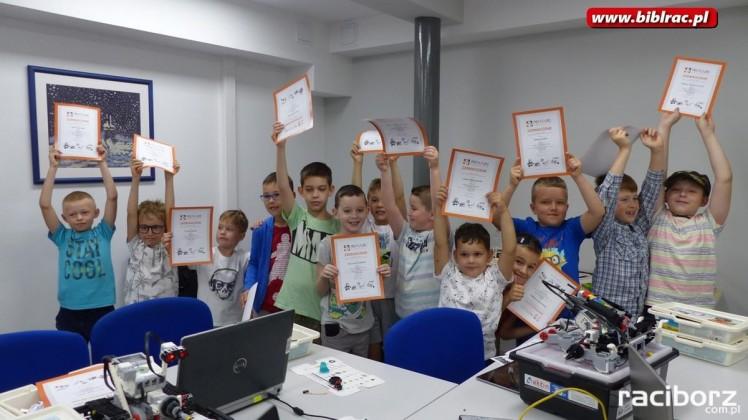 Letnia Akademia Młodego Konstruktora, Technologa i Programisty w bibliotece
