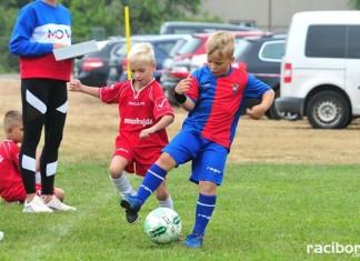 Turniej piłkarski w Górkach Śląskich