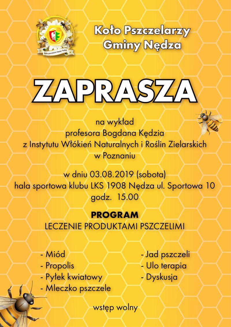 kolo pszczelarzy nedza
