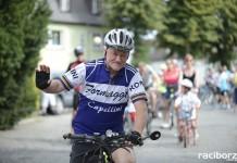 """Rajd rowerowy """"Tropem zjaw na rowerze"""" w Krzanowicach"""
