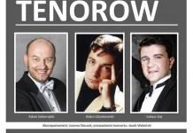 koncert trzech tenorow zamek