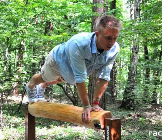 W raciborskim Arboretum otwarto nową ścieżkę zdrowia