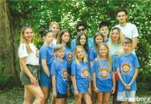 Uczniowie z Raciborza w Horishni Plavni