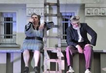 Letni Teatr na Schodach