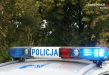 Pościg policja wodzisławska
