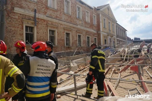 remont wypadek wodzisław