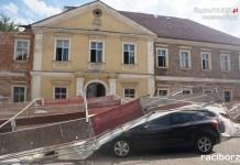 Wypadek w Wodzisławiu Śląskim