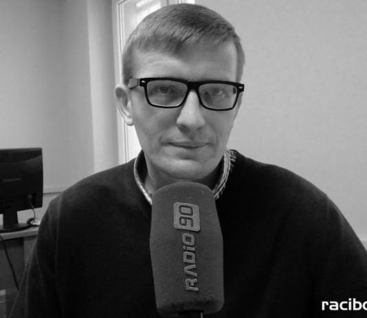 Zmarł Sławomir Graboń rzecznik szpitala