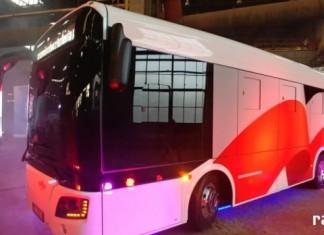 Rafako e-bus